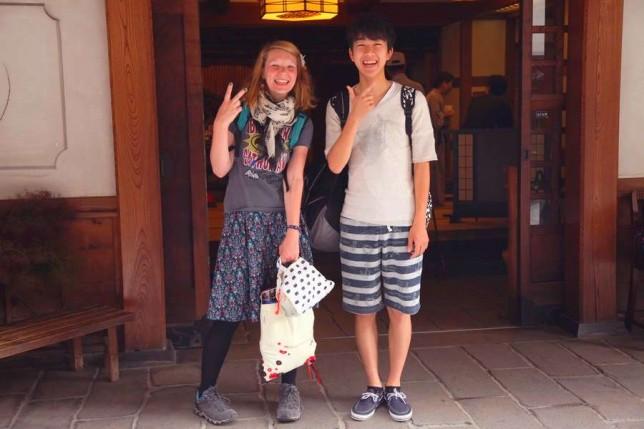Masashi & moi, OUAIS ON REVIENDRA!