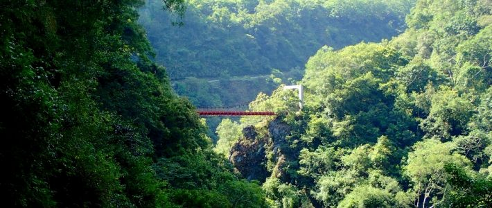A HIKER'S GUIDE TO TAROKO NATIONAL PARK