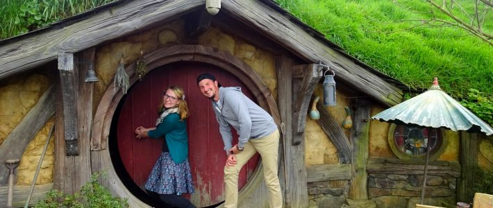 HOBBITON, LET'S GO TO THE SHIRE!
